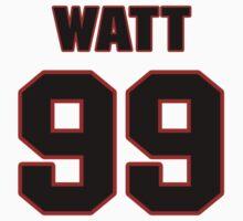 NFL Player J.J. Watt ninetynine 99 by imsport