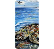 See Turtle iPhone Case/Skin