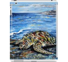 See Turtle iPad Case/Skin