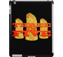 The Trifecta  iPad Case/Skin