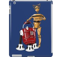 The Bots You're Looking For iPad Case/Skin