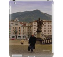 Einsiedeln Abbey - a Swiss Nun iPad Case/Skin