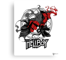HELLBOY Canvas Print