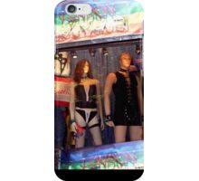 S&M Window-Greenwich Village, NYC, NY iPhone Case/Skin