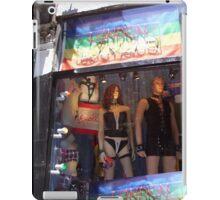S&M Window-Greenwich Village, NYC, NY iPad Case/Skin