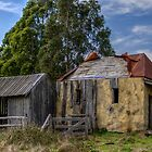 Old abandoned house by Gerard Rotse
