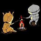 Bonfire Buddies - Dark Souls by PengewApparel