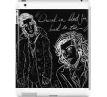 H and M iPad Case/Skin