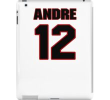 NFL Player Andre Roberts twelve 12 iPad Case/Skin