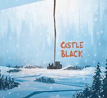 Castle Black by Phoran