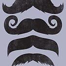 Stack-O-'Staches by Jonah Block
