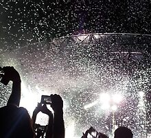 That Late Night Festival Feeling. by LittleBearCub