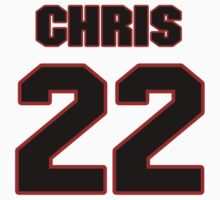 NFL Player Chris Cook twentytwo 22 by imsport
