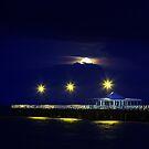 Goodnight Sweet Pier by Silken Photography