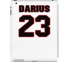 NFL Player Darius Slay twentythree 23 iPad Case/Skin