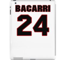 NFL Player Bacarri Rambo twentyfour 24 iPad Case/Skin