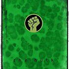 The Hulk by fantasytripp