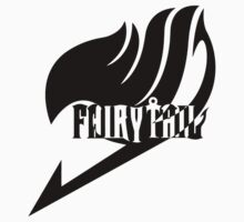 【2100+ views】Fairy Tail in Black Kids Clothes