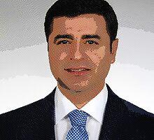 selahaddin Demirtas by Adam Asar