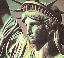statue-of-liberty-2 by Adam Asar