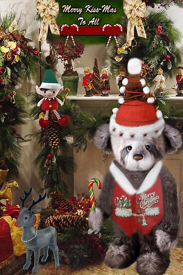 ¸¸.♥➷♥•*¨HAVE YOURSELF A BEARY LITTLE CHRISTMAS ¸¸.♥➷♥•*¨ by ✿✿ Bonita ✿✿ ђєℓℓσ