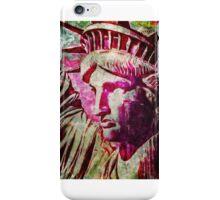 statue-of-liberty-2a iPhone Case/Skin