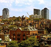 Beacon Hill Neighborhood ~ Boston by SummerJade