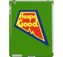Heaps Good Again iPad Case/Skin