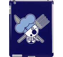【2600+ views】ONE PIECE: Jolly Roger of Sanji iPad Case/Skin