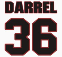 NFL Player Darrel Young thirtysix 36 by imsport