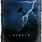 Thor from Asgard by fantasytripp
