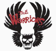 THE WARRIORS symbol Kids Clothes