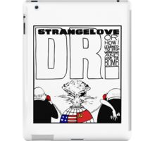 Dr. Strangelove OR: How I Learned To Stop Worrying and Love the Bomb iPad Case/Skin