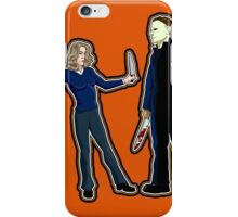 It's Halloween, Come At Me Bro! iPhone Case/Skin
