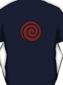 【21000+ views】NARUTO: Clan Symbol of Whirlpool (Uzumaki) T-Shirt