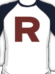 【9400+ views】Pokemon Team Rocket T-Shirt