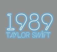 Neon inspired by Taylor Swift 1989 by emilyandhermusi