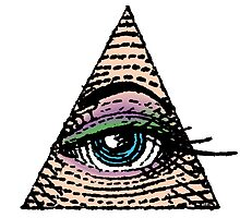 Her Eye In The Pyramid #1 by Javis  White