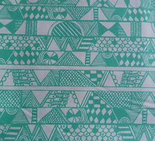 Pattern Mania by SiavaBelleSHOP