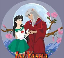 Inuyasha by jbrinkleyart