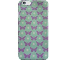 Lively Butterfly iPhone Case/Skin