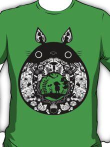 【24800+ views】Totoro T-Shirt