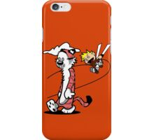 Tag you're it iPhone Case/Skin
