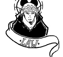 Trafalgar D Water Law by Saphiria333