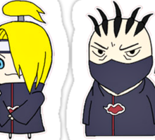 【2000+ views】NARUTO: AKATSUKI II Sticker