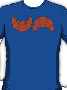 Croissant happy or sad T-Shirt