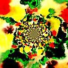 Evolving Flower by George Hunter
