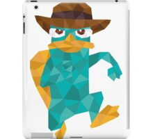 Poly Perry  iPad Case/Skin