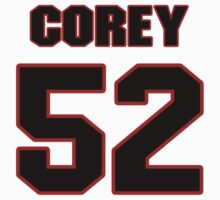 NFL Player Corey Nelson fiftytwo 52 by imsport