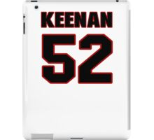 NFL Player Keenan Robinson fiftytwo 52 iPad Case/Skin